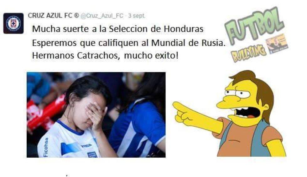 Los memes del enfrentamiento entre el Tricolor y la Bicolor