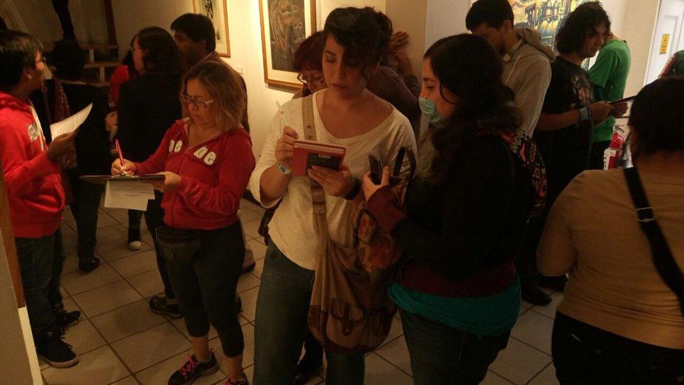 Salón de Plástica Mexicana