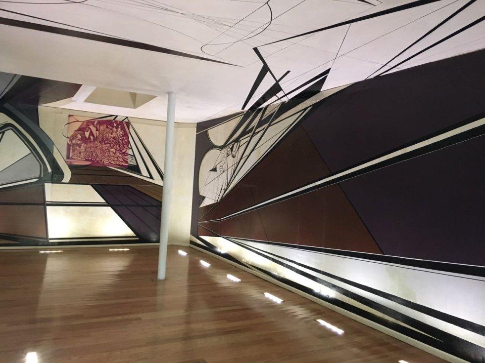 Proyecto Siqueiros: Sala de Arte Público