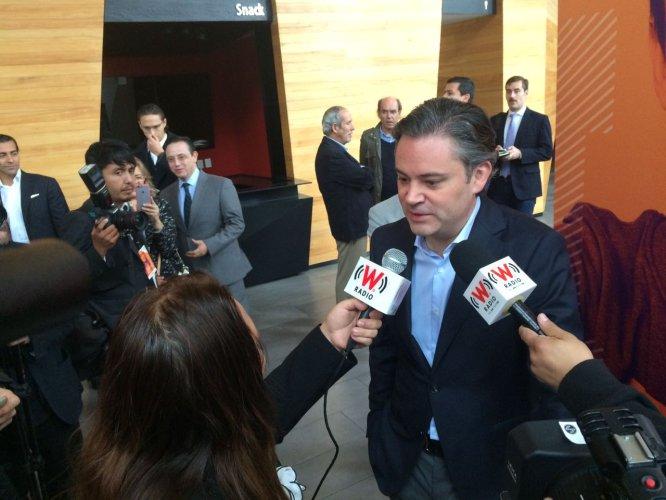 El secretario de Eduación Pública, Aurelio Nuño