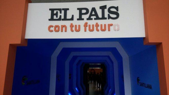 """Así se vive """"El País con tu futuro"""""""