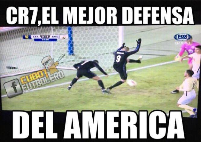 Los memes se burlan del América tras su caída ante el Real Madrid
