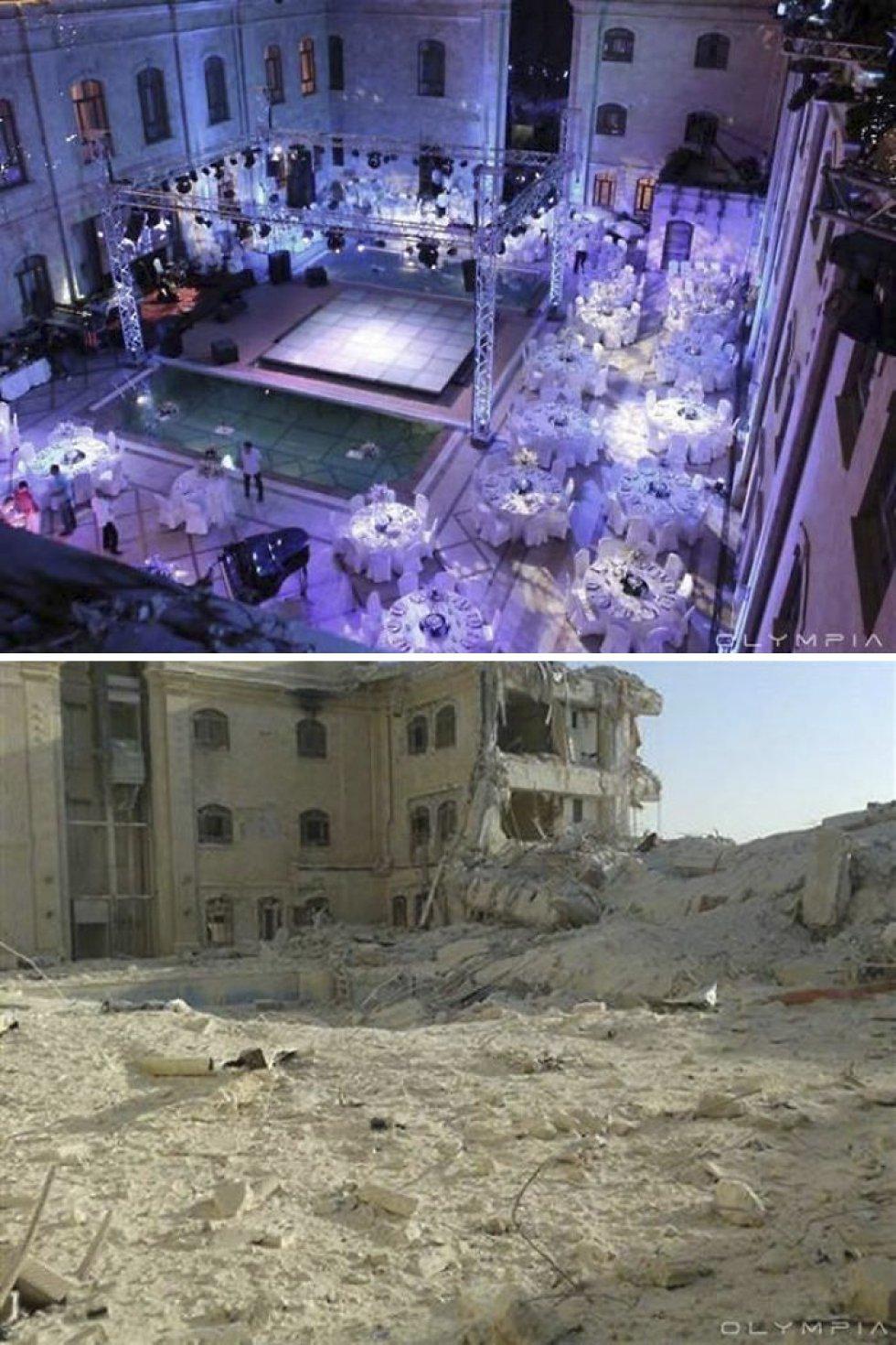 Fotos nos muestran cómo ha afectado la guerra a Alepo, Siria