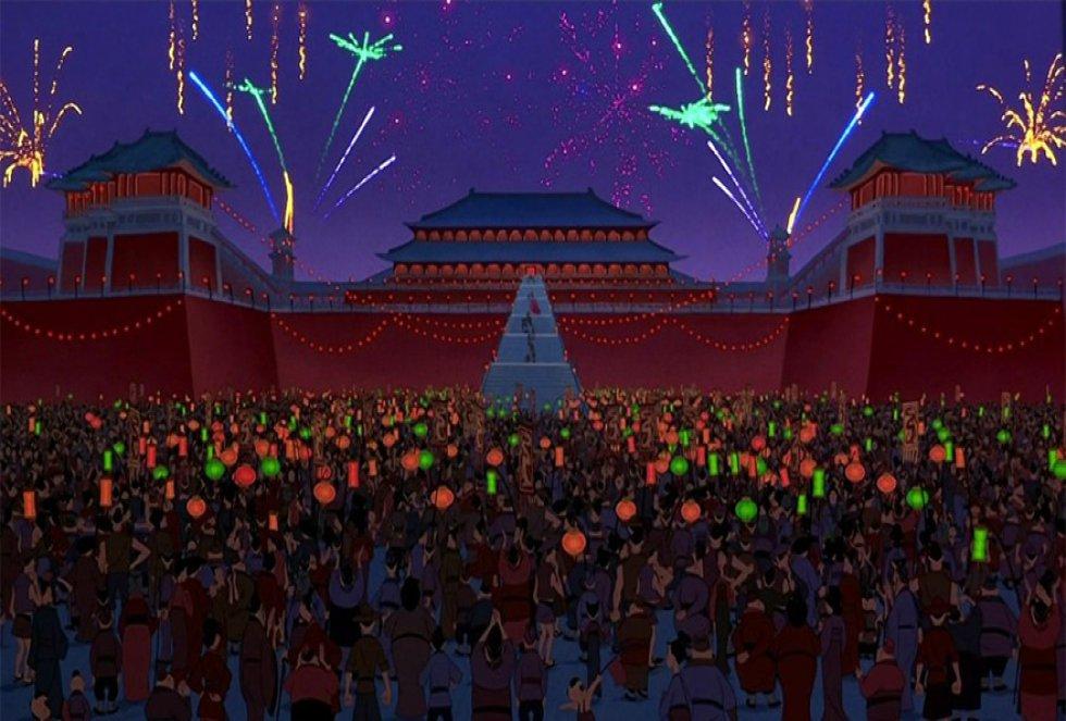 Lugares que inspiraron a las películas de Disney