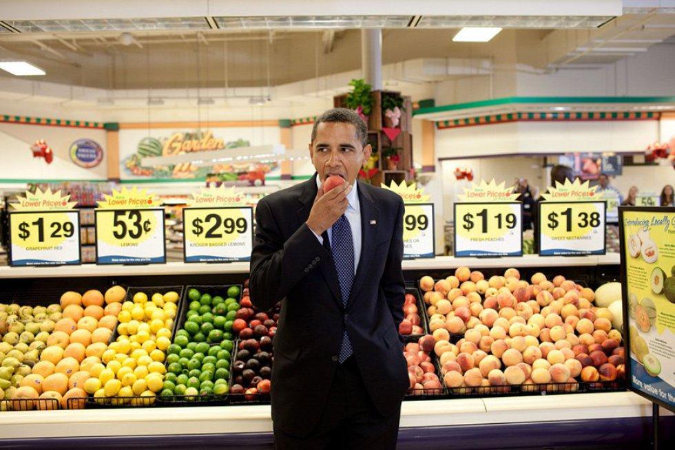 De visita en el supermercado