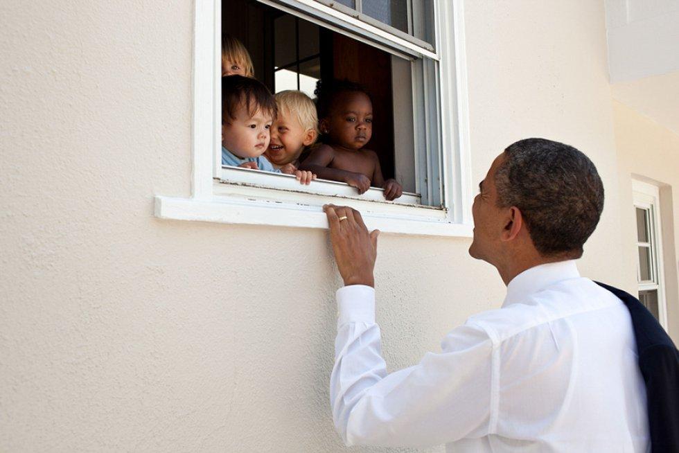 Fotógrafo de Obama publica las mejores fotos que le tomó durante su mandato