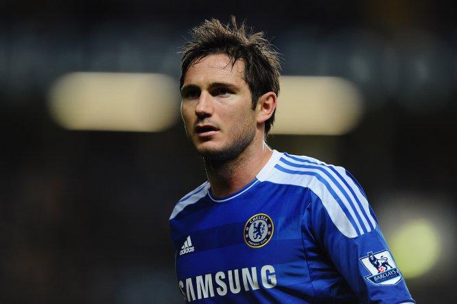 De 2001 a 2014, el Chelsea fue la casa de Lampard, sin duda la mejor etapa en la trayectoria del nacido en Londres
