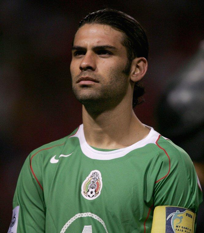 La imagen corresponde al 9 de febrero de 2005, día que México venció a Costa Rica en San José en el comienzo del hexagonal final rumbo a Alemania 2006
