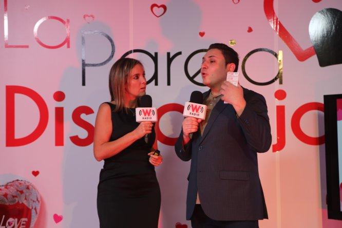 """Paulina Greenham y Manuel Zamacona, titulares de """"En Buena Onda"""" y """"Hora 25"""", respectivamente"""