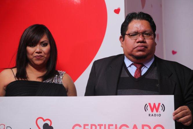 """Joana y Carlos fueron los ganadores de """"La Pareja Dispareja"""""""