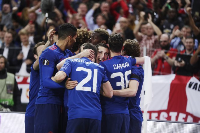 Solidaridad en la Final de Europa League tras lo ocurrido en Manchester