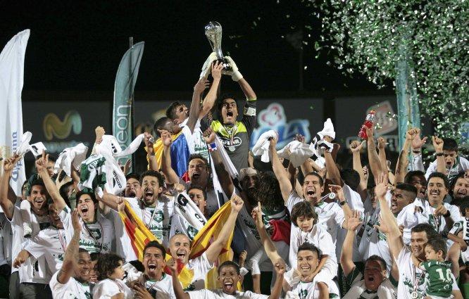 Santos Laguna se coronó en el Clausura 2012 luego de vencer al Monterrey por global de 3-2