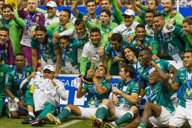 En el Apertura 2013, el León impidió que el América lograra el bicampeonato luego de derrotarlo por un contundente 5-1 global