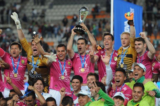 El León se convirtió en el segundo bicampeón del futbol mexicano en torneos cortos en el Clausura 2014, cuando venció por global de 4-3