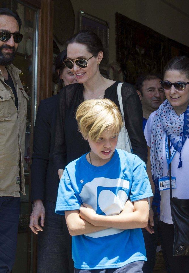 La transformación de Shiloh Jolie-Pitt