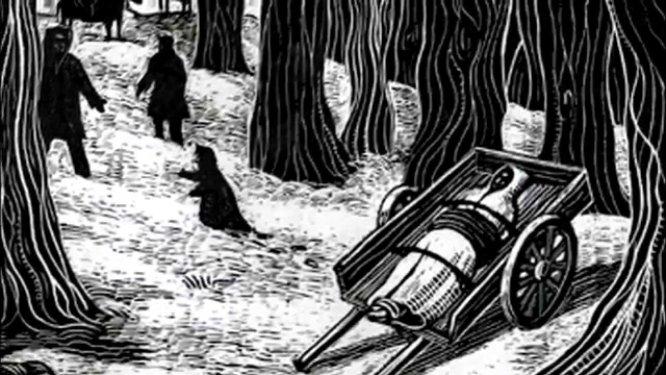 No se sabe si la bruja regresó para vengarse, pero un año más tarde, la mitad de los niños del pueblo desaparecieron y nunca fueron encontrados. Los habitantes que quedaban en el lugar huyeron por el temor de una maldición.