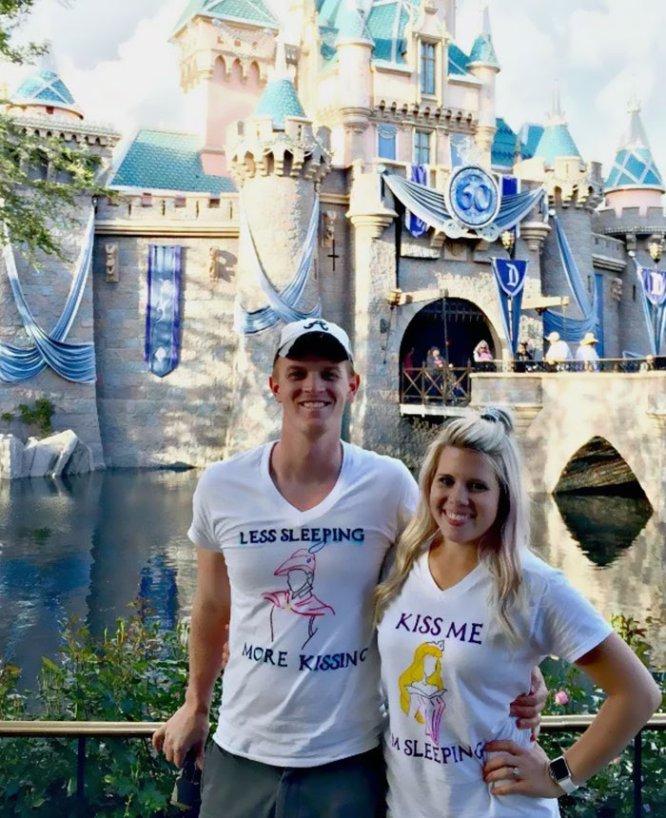 30 diseños geniales de camisas para llevar en pareja