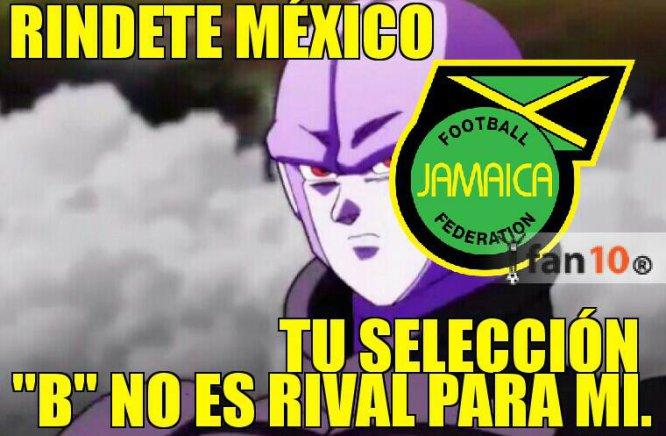 Jamaica elimina a México de la Copa Oro