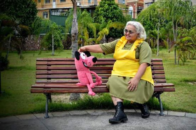 Conoce a la abuelita más cool
