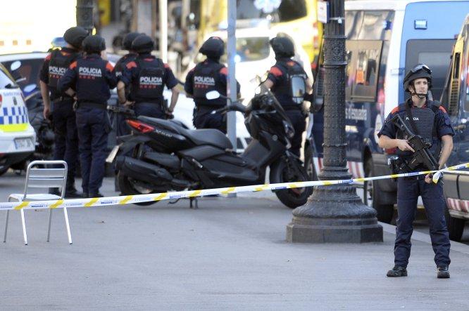 Las Ramblas: El atentado en Barcelona en imágenes