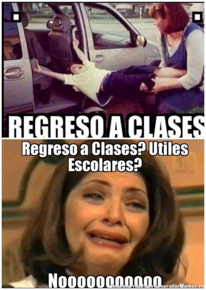 10 memes que resumen perfectamente el regreso a clases