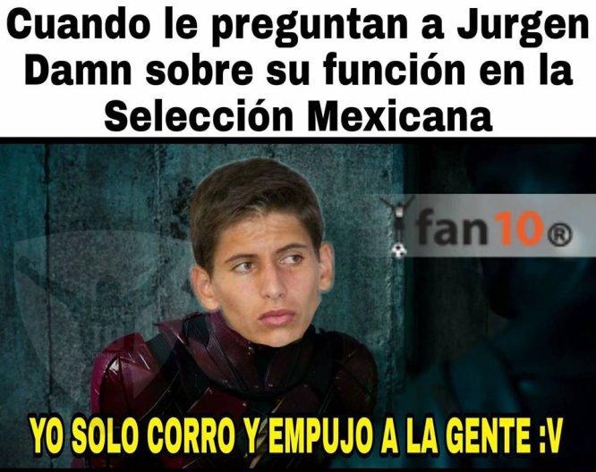 México clasifica a Rusia 2018 y los memes hacen de las suyas