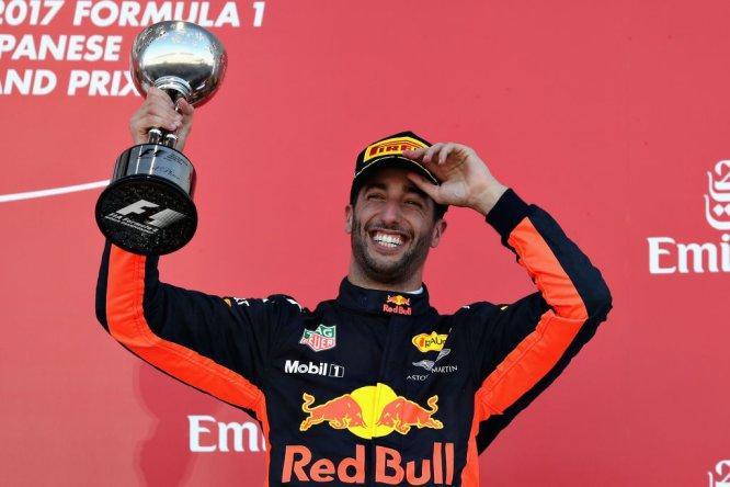 Daniel Ricciardo: Red Bull Racing