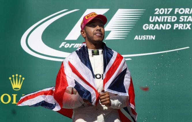 Lewis Hamilton: Mercedes GP (Mercedes - AMG F1)