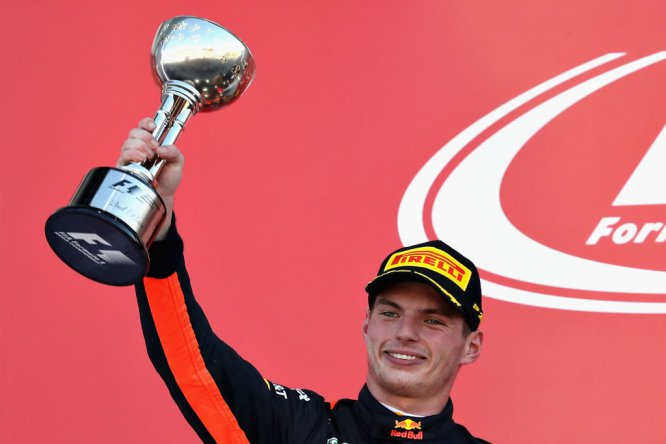 Max Verstappen: Red Bull Racing
