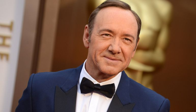 Kevin Spacey: Kevin Spacey reveló que es gay