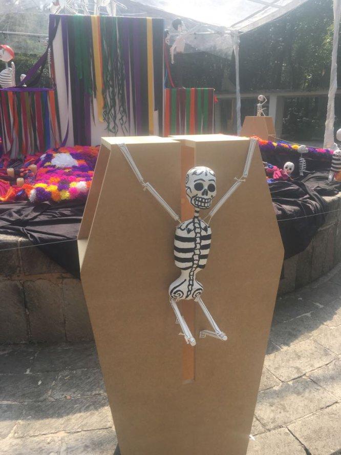 Día de Muertos en la CDMX