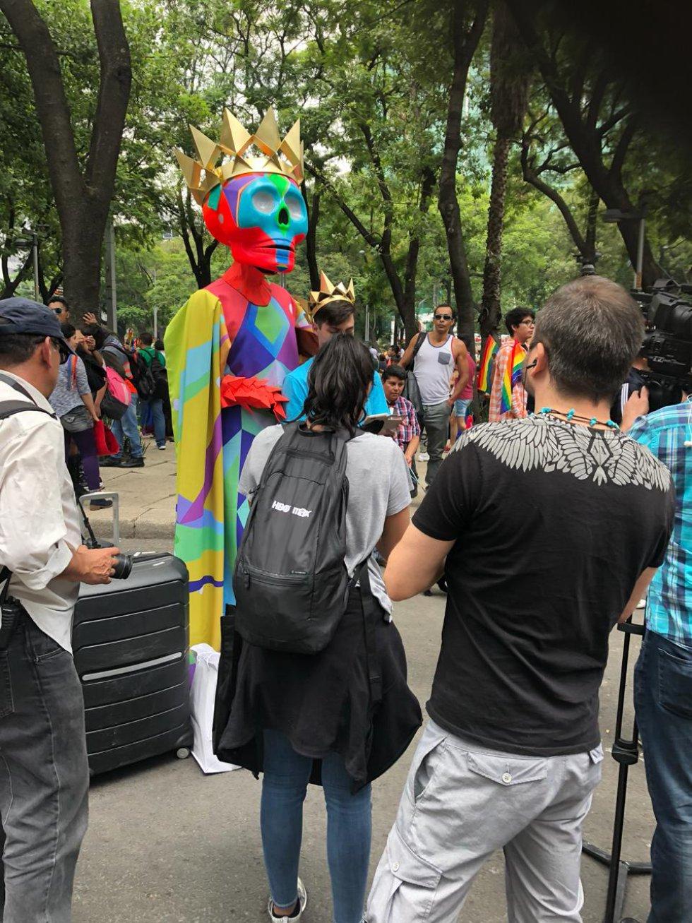 Marcha del Orgullo Gay CDMX: El color de la Marcha del Orgullo LGBTTTI