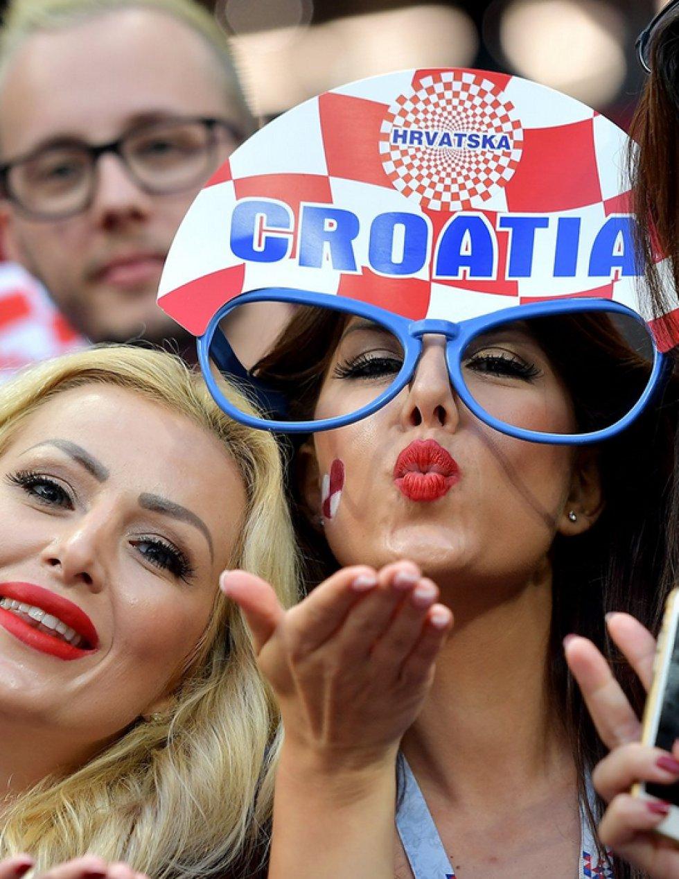 Croacia Rusia 2018, Rusabrosas: Croacia campeón del Mundo: En Belleza