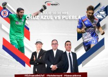 En vivo: Cruz Azul vs Puebla