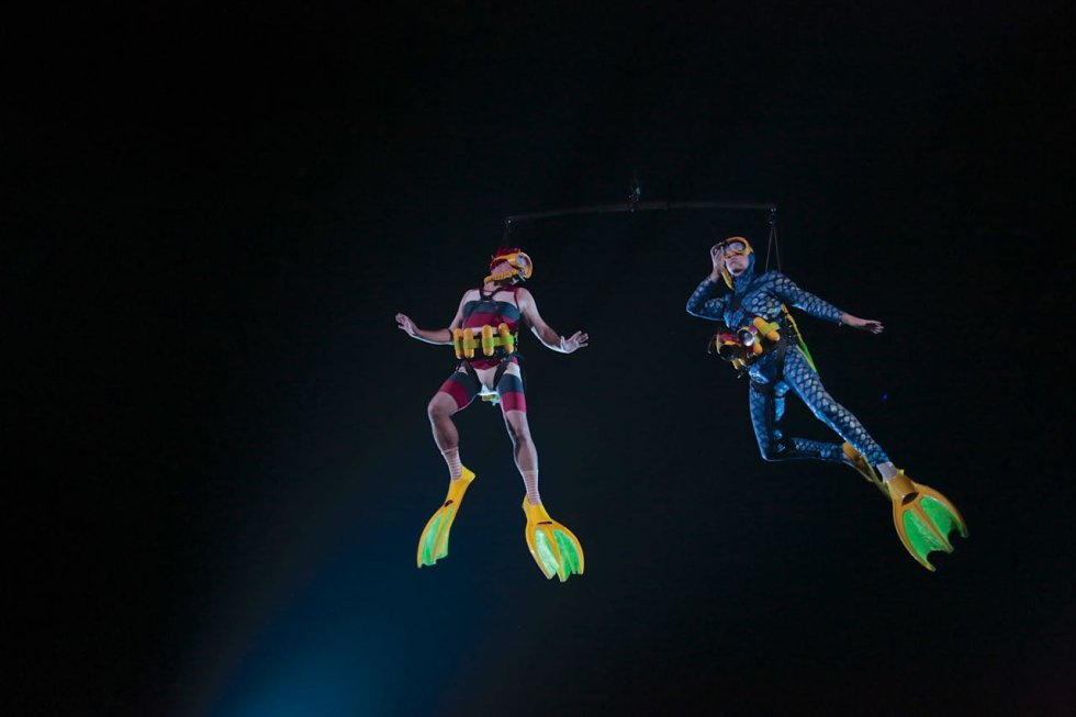 Cirque du Soleil Guadalajara: Cirque Du Soleil lleva el sueño mexicano con LUZIA a Guadalajara