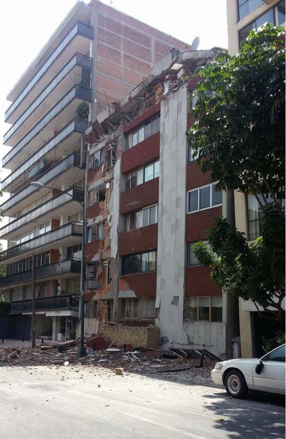 Edificio ubicado en Patricio Saenz