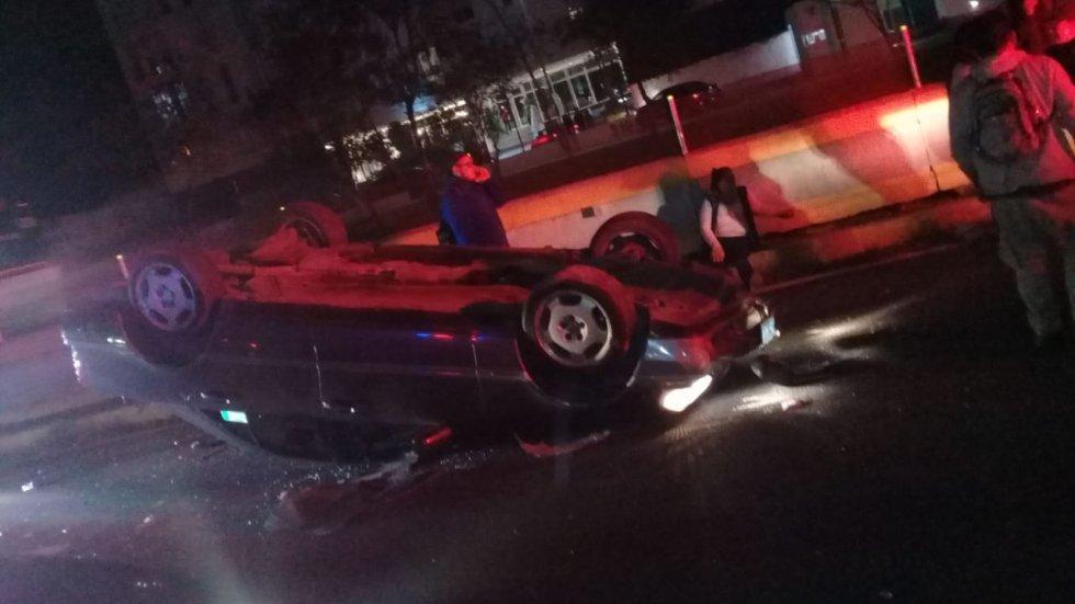 La conductora que iba al volante del tráiler se encuentra detenida