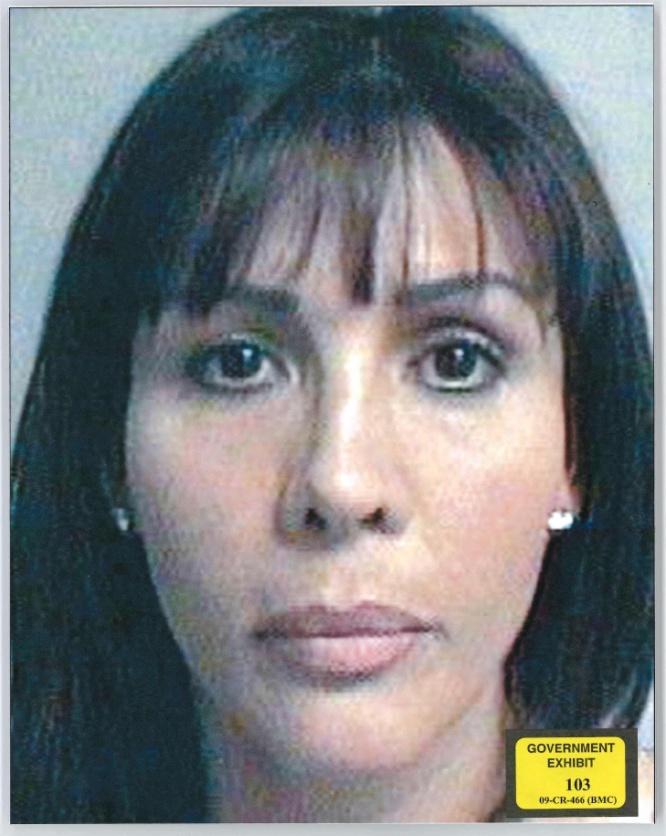 Griselda Lopez, ex esposa de El Chapo