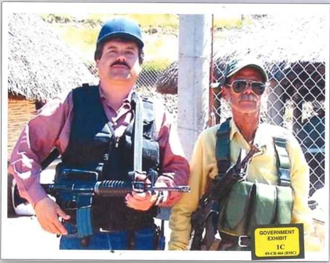 El Chapo y el Comandante Juan