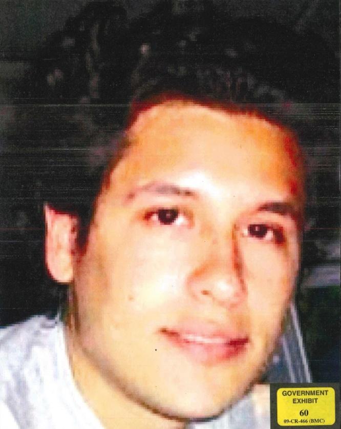 Alfredo Guzmán Salazar, hijo de El Chapo Guzman