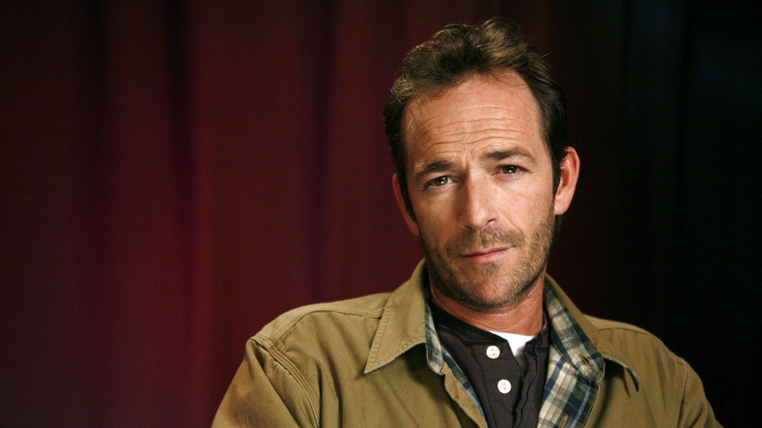 Fallece el actor Luke Perry