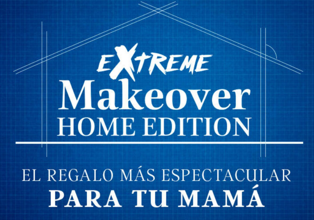 Lanzamiento Extreme Makeover Home Edition 2019