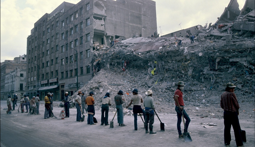 Famosos que perdieron la vida en el terremoto del 19 de septiembre de 1985    Nacional   W Radio Mexico