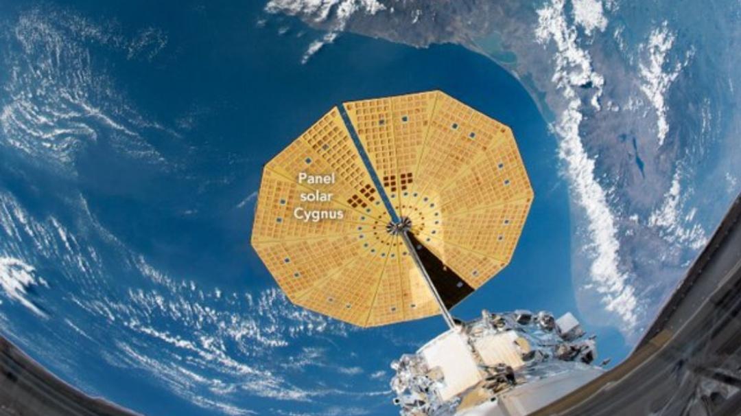 NASA muestra inigualable fotografía de cómo se ve México desde el espacio