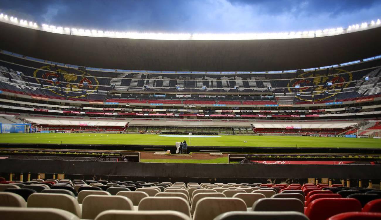 Los Estadios De La Cdmx Abriran En Junio Sin Publico Deportes W Radio Mexico