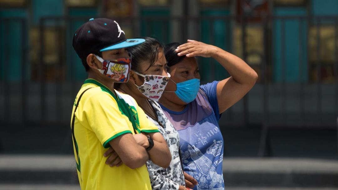El 5 de junio será el pico máximo de contagios de COVID-19: expertos UNAM
