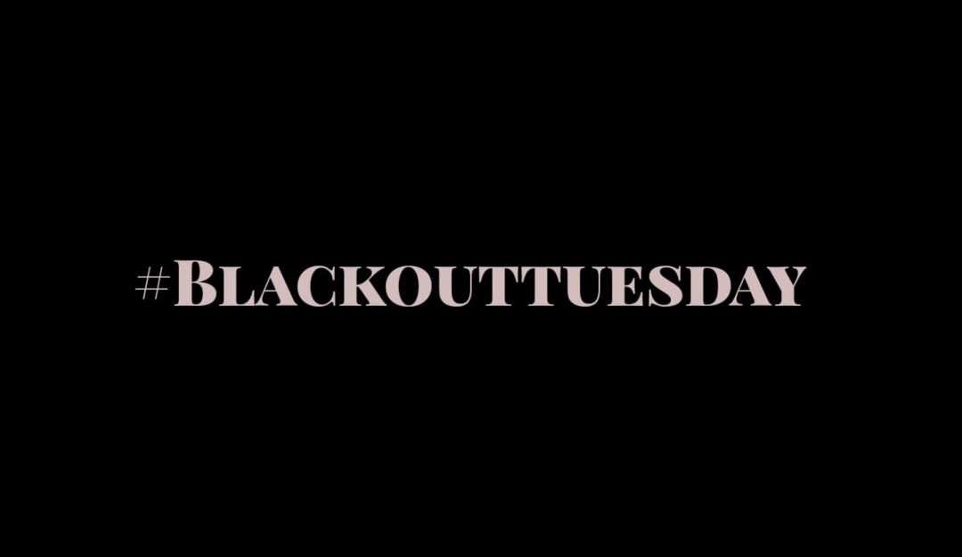 Aquí te hablamos del Blackout tuesday