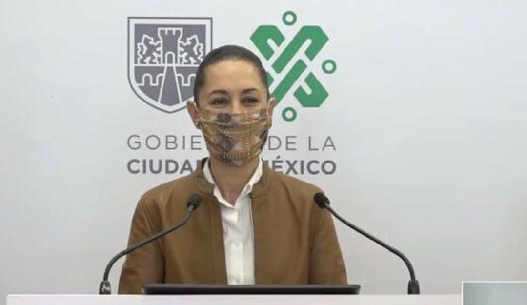 CDMX seguirá en semáforo rojo:Claudia Sheinbaum | Nacional | W Radio Mexico