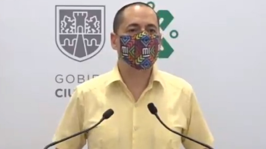 No hay forma de pasar a semáforo verde en la CDMX: José Merino