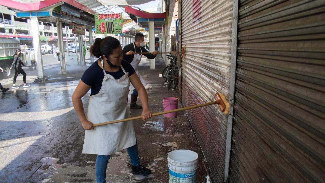GCDMX logra acuerdo con comerciantes de Tepito, Lagunilla y colonia Morelos